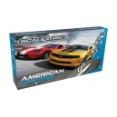 SCALEXTRIC AMERICAN RACERS