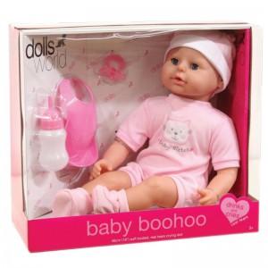 DOLLS WORLD BABY BOOHOO