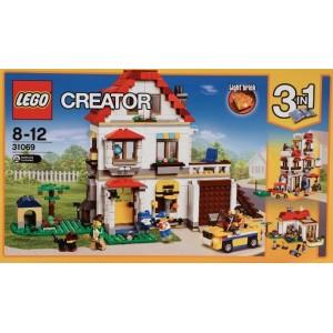 LEGO 31069 MODULAR FAMILY VILLA