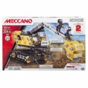 MECCANO CONSTRUCTION CREW
