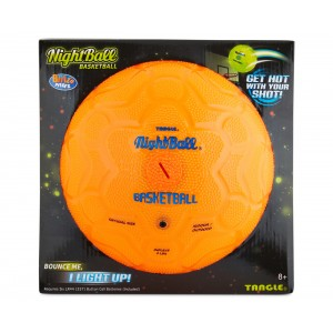 NIGHTBALL BASKETBALL ORANGE