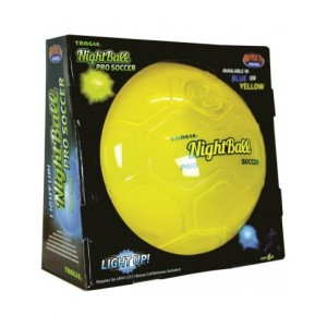 NIGHTBALL PRO SOCCER YELLOW