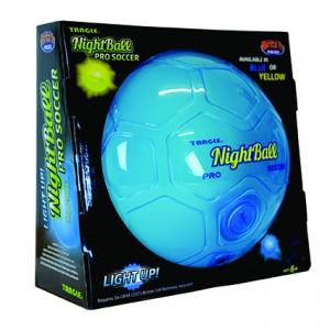 NIGHTBALL PRO SOCCER BLUE
