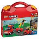 LEGO 10740 FIRE PATROL SUITCASE