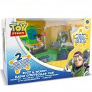 R/C TOY STORY CAR BUZZ WOODY
