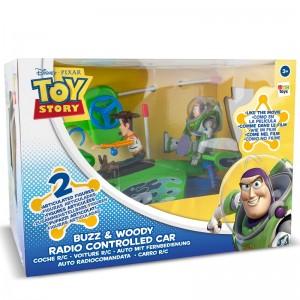 R C Toy Story Car Buzz Woody Toyland Australia