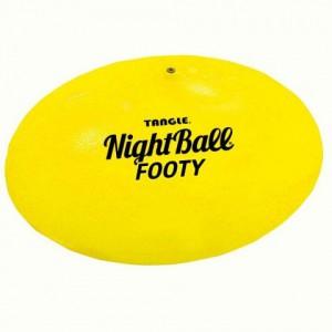 NIGHTBALL PRO FOOTY YELLOW