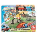 THOMAS AND FRIENDS REG AND THE SCRAPYARD