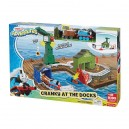 THOMAS AND FRIENDS CRANKY AT THE DOCKS