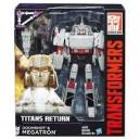 TRANSFORMERS TITANS RETURN MEGATRON