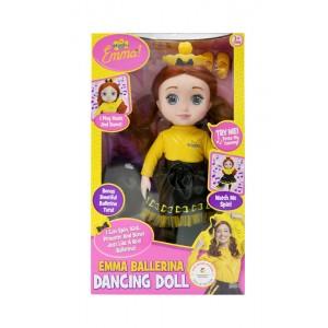 WIGGLES EMMA BALLERINA DANCING DOLL