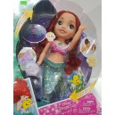DISNEY PRINCESS SING & SPARKLE ARIEL