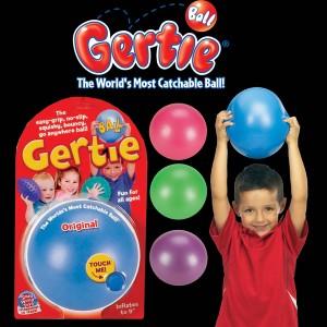 GERTIE BALL
