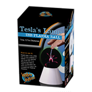 TESLA'S LAMP USB PLASMA BALL