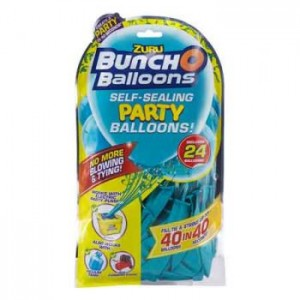 BUNCH OF BALLOONS SELF SEALING PARTY BALLOONS