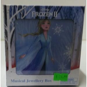 FROZEN 2  ELSA' S MUSICAL JEWELLERY BOX