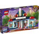 LEGO FRIENDS 41448 HEARTLAKE CITY MOVIE THEATRE