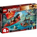 LEGO NINJAGO 71749 FINAL FLIGHT OF DESTINYS BOUNTY