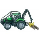 SIKU 3657 FORESTRY TRACTOR