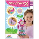 WOODWORX FLOWER JEWELLERY STAND
