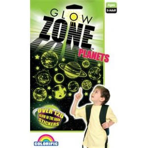 GLOW ZONE STICKERS