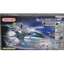MECCANO 4100A SPACE CHAOS SILVER FORCE
