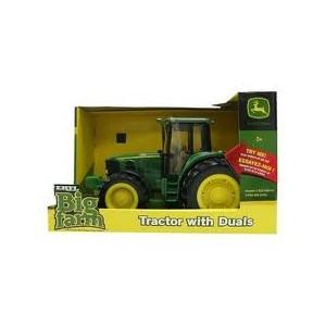 JOHN DEERE BIG FARM TRACTOR WITH DUALS
