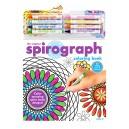 SPIROGRAPH COLOURING BOOK