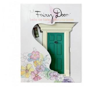 FAIRY DOOR GREEN