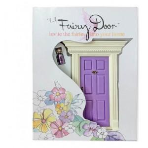 FAIRY DOOR PURPLE
