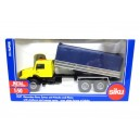 SIKU 3547 MERCEDES BENZ TRUCK WITH PLATFORM AND CANVAS COVER