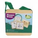 FLOWER PRESS MRS GREEN