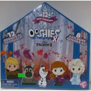 FROZEN 2  OOSHIES 12 DAYS OF CHRISTMAS