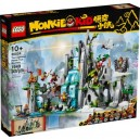 LEGO 80024  MONKIE KIDS THE LEGENDARY FLOWER FRUIT MOUNTAIN