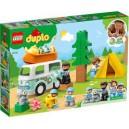 LEGO DUPLO 10946 FAMILY CAMPING ADVENTURE