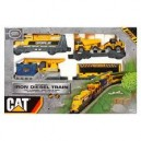 CAT IRON DIESEL TRAIN SET